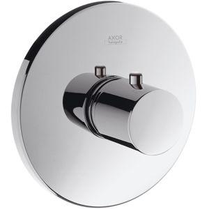hansgrohe Fertigmontageset Axor Uno² 38375000 Unterputz-Thermostatbatterie, chrom