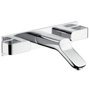 hansgrohe wash Axor Urquiola match0 Axor Urquiola concealed, long spout, chrome 3-hole