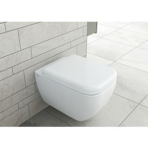 Vitra Shift Wand WC 7742B0030075 weiß, spülrandlos, Tiefspüler