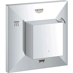 Grohe Allure Brilliant 5 Wegeumstellung 19798000 chrom