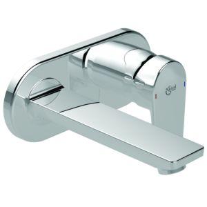 Ideal Standard Tesi Wand Waschtischarmatur A6578AA verchromt, Unterputzarmatur