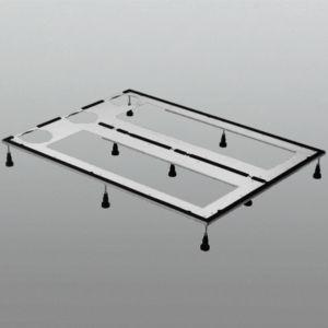 Duravit Fussgestell 790179000000000 120 x 120 cm, für Duschwannen aus DuraSolid