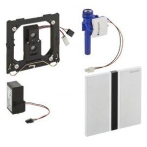 Geberit Hytronic Urinalsteuerung Typ 50 116036GH1 Infrarot/Batterie, chrom gebürstet, berührungslos