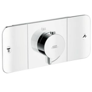 hansgrohe Axor One Thermostatmodul 45712000 2 Verbraucher, chrom