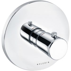 Kludi Balance Brausearmatur 527290575  chrom, 1 Verbraucher, Thermostat Armatur