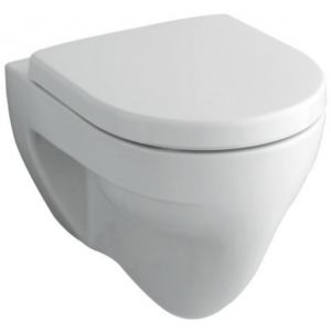 Keramag Renova Nr. 1 Plan WC-Sitz  573085000 weiss, mit Absenkautomatik