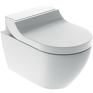 Geberit AquaClean Tuma Comfort 146290111 shower toilet complete kit, wall hung, white