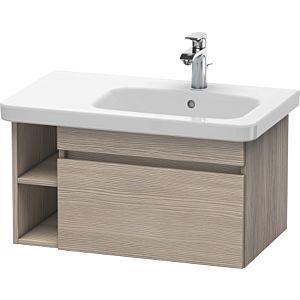Duravit DuraStyle Waschtischunterbau DS639303131 Pine Silver, 73x44,8x39,8cm, Becken rechts