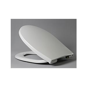 Haro WC seat Passat 511521 white, Stainless Steel , FastFix nut