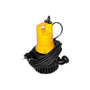 Jung U3K Kellerentwässerungspumpe JP00205 10 Meter Leitung, ohne Schwimmer