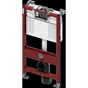 TECEprofil WC-Modul mit Spülkasten 9300022 Betätigung von vorne oder von oben, BH 980mm