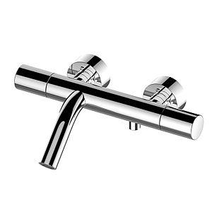 Keuco Plan S Wannenarmatur 52920170100 aluminium-finish, Aufputz