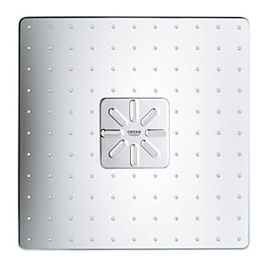 Grohe Rainshower 310 SmartActive Cube Kopfbrause 26479000, chrom, mit Duscharm 430 mm