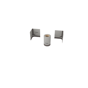 Kaldewei Waterproof Dichtset Flex 68972052000 für Badewannen und Duschen