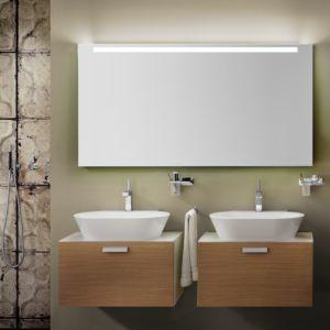 Zierath Garda LED Lichtspiegel ZGARD0301080070 80x70cm, hinterleuchtet