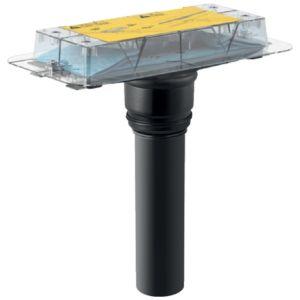 Geberit CleanLine Rohbau-Set 154153001 stockwerkdurchdringende Installation