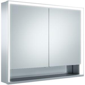 Keuco Royal Lumos Spiegelschrank 14303171301, 900x735x165mm, mit LED-Beleuchtung