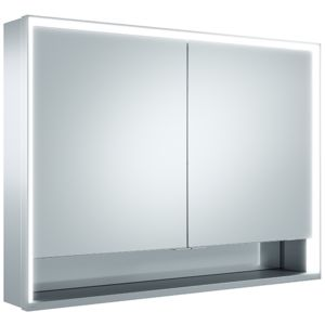 Keuco Royal Lumos Spiegelschrank 14304171301, 1000x735x165mm, mit LED-Beleuchtung