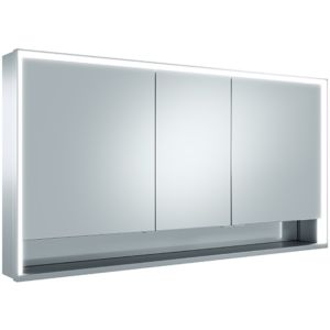 Keuco Royal Lumos Spiegelschrank 14306171301, 1400x735x165mm, mit LED-Beleuchtung
