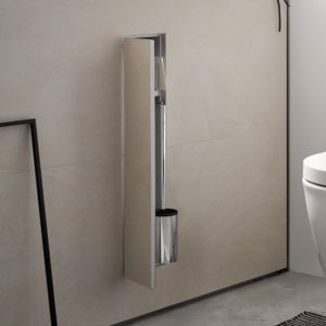 Emco Asis Plus WC-Modul 975611006 Anschlag links, Unterputzmodul, befliesbar