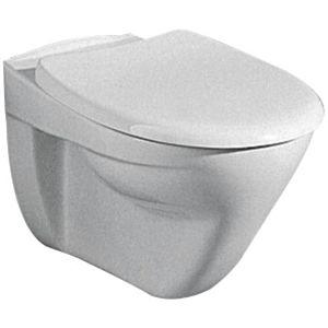 Keramag Virto WC-Sitz 573065000  weiss, Scharniere Metall, mit Absenkautomatik