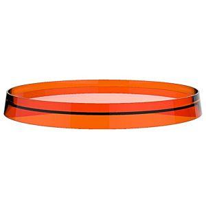 Laufen Kartell Ersatz-Deko-Disc H3983350810011 Mandarine, für Waschtsich-/Bidetmischer, Ø 185 mm