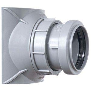 Airfit Schraubabzweig 29050AZ DN 90 x 50, für Rohrwandstärke bis 5,5mm, PP