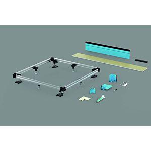 Bette Einbausystem Universal B506057 120x90 cm, für bodenebene Montage