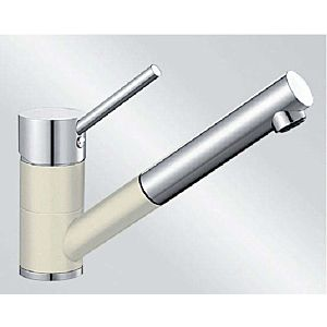Blanco Antas-s Küchenarmatur 515351 SILGRANIT-Look jasmin/chrom
