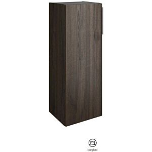 Burgbad Eqio height cabinet UH3525RF2012 35 x 96 x 32 cm, chestnut decor truffle, 2000 door, right