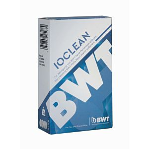 BWT Reinigungs-Tabletten 18188E für Perlwasseranlagen, 4 Stück