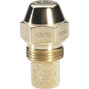 Danfoss Od-s buse d'huile 030F4134 45 degrés, cône plein, 2,25 USgal / h
