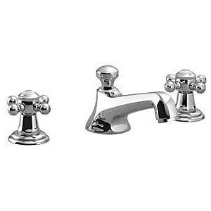 Dornbracht Madison Waschtisch-Dreiloch-Armatur 20700360-00 mit Ablaufgarnitur, chrom