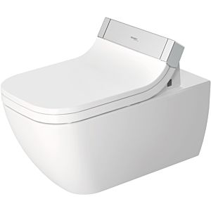 Duravit Happy D.2 wall-mounted, washdown WC 2550592000 36.5x62cm, 4.5 l, rimless, white Hygiene Glaze
