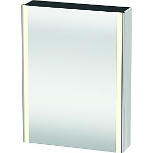 Duravit XSquare mirror cabinet XS7111L2222 60x80x15.6cm, door left, white high gloss