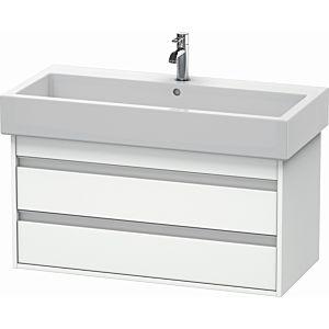 Duravit Ketho unit Ketho 663801818 95 x 41 x 44 cm, white