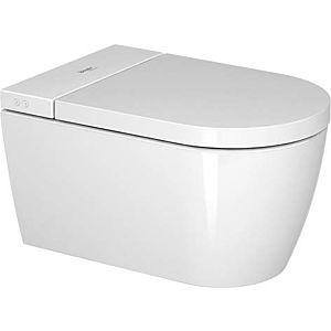 Duravit wall-mounted washdown- WC 650000012004320 37.8x57.5cm, Durolast, rimless, white, white