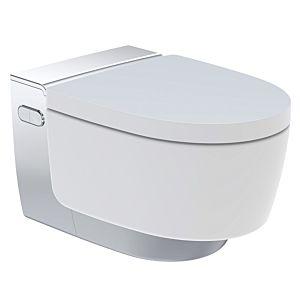Geberit AquaClean Mera Classic 146200211 Dusch-WC Komplettanlage, Wand-WC, verchromt