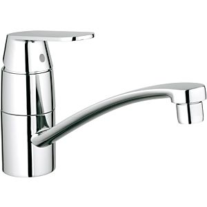Grohe sink mixer EHM Eurosmart Cosmopolitan , installation in front of the window, swiveling, 31170000