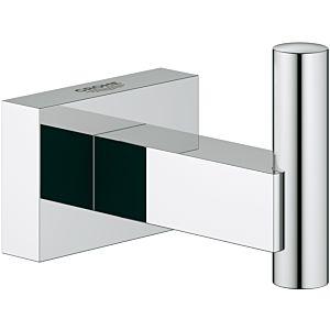 Grohe Essentials Cube bathrobe hook 40511001 chrome