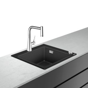 hansgrohe Select combination 43212000 560 x 510 mm, with sBox, 2000 main bowl, 2000