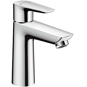 Hansgrohe Talis E 110 Waschtischarmatur 71711000 chrom, mit Push-Open Ablaufgarnitur