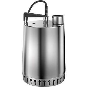Grundfos Unilift pompe pour eaux usées 96001869 AP 12.40.08. 2000 , 11/2 IG, 230 V, 10 m, Inox