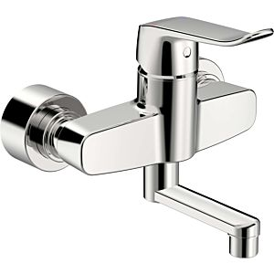 Hansa Hansaclinica Hansa Hansaclinica 01526283 wall mounting, swiveling, projection 177 mm, chrome