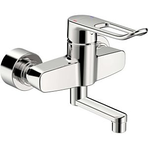 Hansa Hansaclinica Hansa Hansaclinica 01526286 wall mounting, bracket lever, projection 177 mm, chrome