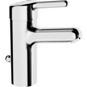Hansa Waschtischarmatur Hansamedipro 01612103 verchromt, Ausladung 120 mm, mit Ablaufgarnitur