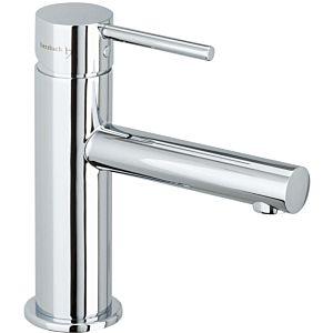Herzbach Design new Waschtischarmatur 10145320201 chrom, Niederdruck, ohne Ablaufgarnitur