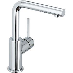 Herzbach Design new Waschtischarmatur 10145333101 chrom, seitliche Betätigung, ohne Ablaufgarnitur