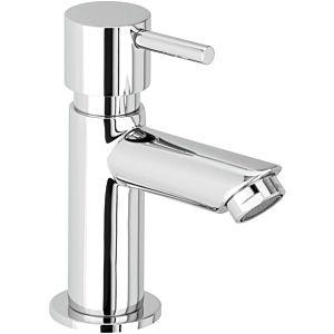 Herzbach Design New Standventil 10950860101 chrom, ohne Ablaufgarnitur, nur Kaltwasser
