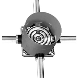 Herzbach Logic Einbaukörper Wannenbox 11105200209 für alle Living-Wannen-Standarmaturen